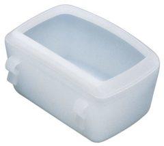 Ferplast voer / drinkbak voor atlas vervoersbox 5708 11x6,5x5 cm