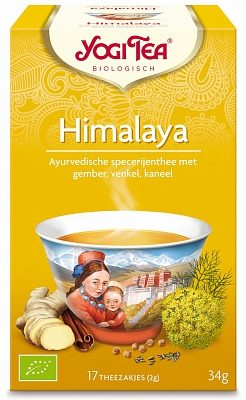 Afbeelding van Yogi Tea Yogi Thee Himalaya