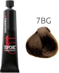 Goldwell - Topchic - 7BG Middel Blond Beige Goud - 60 ml