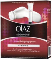 Witte Olaz Regenerist 3-Zone Super Reinigingssysteem Gezichtsreinigingsborstel