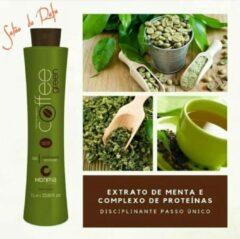 Honma Tokyo Coffe groen 1000ml sterke formule zonder formaldehyde keratine behandeling keratin treatment