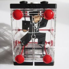 Recent Toys Breinbreker Brainstring Houdini 17,1 Cm Transparant