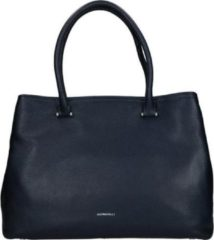 Blauwe GiGi Fratelli Romance Business laptoptas 15 inch navy