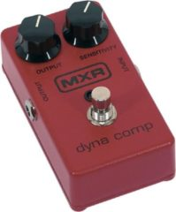Rode MXR M102 Dyna Comp, Compressor/Sustain pedaal