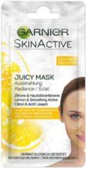 L'Oreal Deutschland GmbH GARNIER Skin Active Sachet Reinigende Juicy Mask