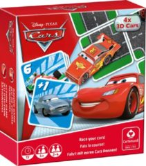 Rode Cartamundi Disney Cars Spellendoos - kaartspel