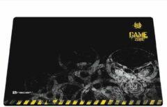 Zwarte Tracer - Gaming Muismat - Gamezone - Smooth - Maat M