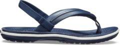 Crocs - Kid's Crocband Strap Flip - Sandalen maat C8, blauw