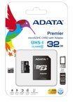 ADATA Technology Co ADATA MicroSD Speicherkarte - 32 GB AUSDH32GUICL10-RA1