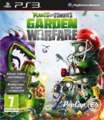 Electronic Arts Plants vs Zombies: Garden Warfare, PS3 Basis PlayStation 3 Frans