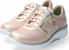 Sano by Mephisto IZAE dames rollende wandelsneaker - roze - maat 37