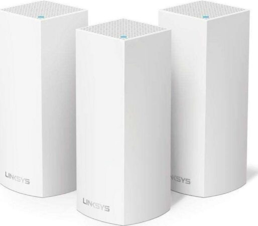Afbeelding van Linksys WHW0303 VELOP AC6600 Tri-Band Home Wi-Fi 3-pack