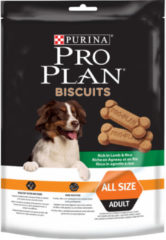 PRO PLAN BISCUITS PRO PLAN HOND ADULT - Biscuits Lam&Rijst - hondensnacks - 400 g