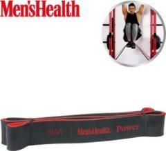 Rode Men's Health Power Bands Heavy - Crossfit - Oefeningen - Fitness gemakkelijk thuis - Fitnessaccessoire