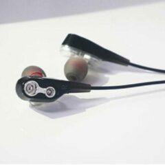 GsmXL S1 - oordopjes - zwart