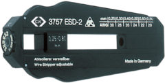 C.K ESD Präzisions-Abisolierer, 0,25 bis 0,80 mm