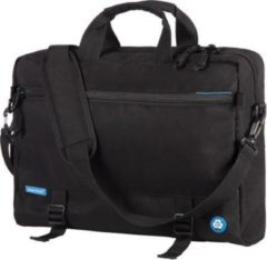 Lightpak Multi 3 in 1 tas RPET zwart laptop-, rug- en schoudertas materiaal: gerecycled PET JU-46201
