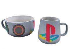 Grijze GB eye Playstation: Classic - Breakfast Sets