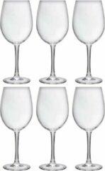 Transparante Cosy&Trendy Cosy & Trendy Cosy Moments - Wijnglas - 48cl - Glas - (Set van 6) en Yourkitchen E-kookboek Heerlijke Smulrecepten