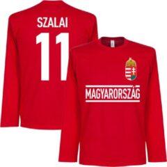Rode Retake Hongarije Szalai 11 Longsleeve T-Shirt - S