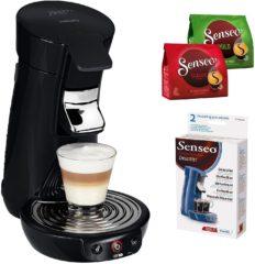 Zwarte Philips Senseo Viva Café HD7825/60 - Koffiepadapparaat - Zwart