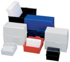HAN 977-13 Systeemkaartenbak Zwart A7 300 kaarten Polystyreen staal 12 1 x 10 1 cm