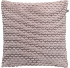 Dutch Decor Sierkussen Rolf 45x45 cm lila