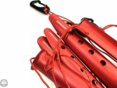 Rode Haringboer 41cm aluminium sneeuwharingen