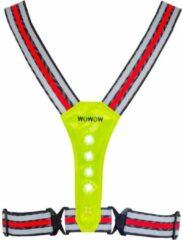 Rode Wowow Endurance Belt - Elastiche gordel met geïntegreerde led lampen - USB oplaadbaar