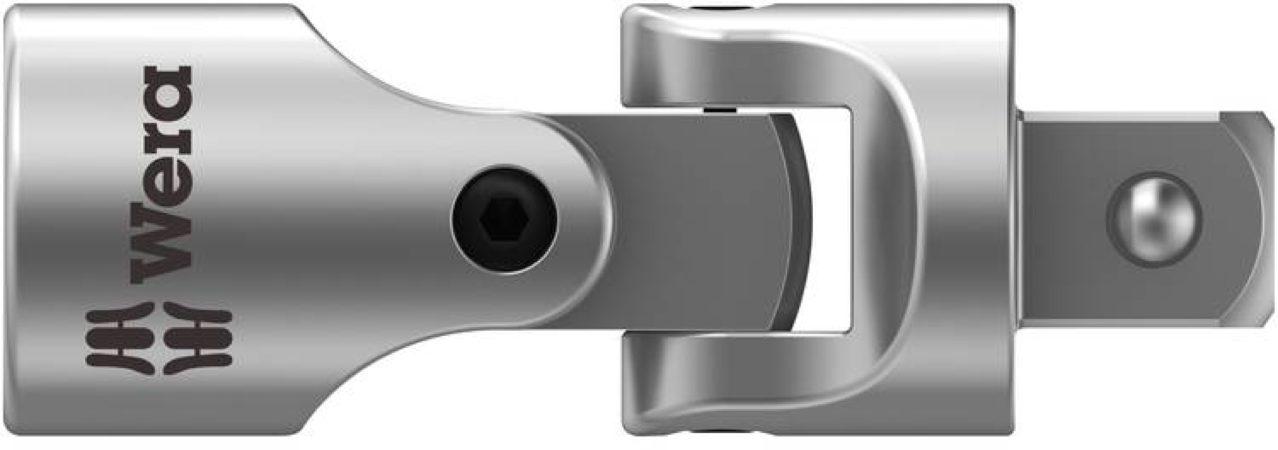 """Afbeelding van Cardangewricht Uitvoering 1/4"""" (6.3 mm) 35.5 mm Wera 8795 A Zyklop cardankoppeling 05003528001"""