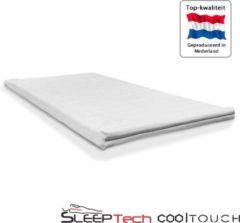 Witte SleepTech Topper Latex 180x200 c.a. 6 cm