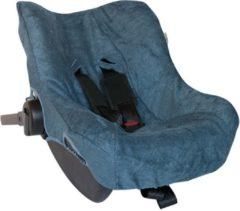 Blauwe Timboo autostoelhoes - Maxi Cosi Cabrio (Fix) gr0+ - Marin