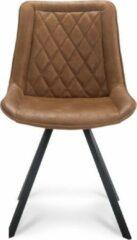 Happy Chairs - Eetkamerstoel Xavi - Bull Camel