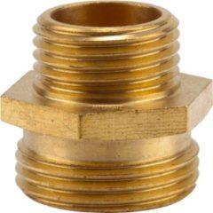 Gardena Messing-Reduzier-Gewindenippel, 26,5 mm (G 3/4)-AG / 21 mm (G 1/2)-AG | 7262-20