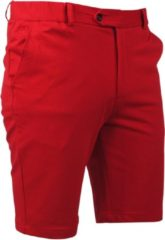 Ferlucci - Heren Short - Stretch - Paulo - Rood