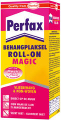 Perfax Roll-on magic Behanglijm Behangpoeder Behangplaksel - 200 Gram - Transparant