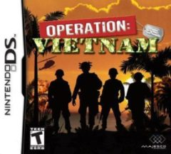 Majesco Operation Vietnam Nintendo DS (USA)