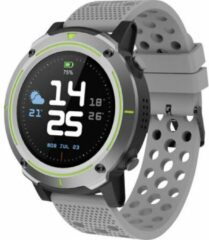 Denver SW-510 - Bluetooth smartwatch met GPS functie - activity tracker - hartslagmeter - Fitbit - Grijs