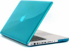 Qatrixx Hard Case Cover Turquoise voor Macbook Pro 15 inch 4de generatie