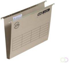 ELBA Hangmappen Ultimate Folio Grijs Karton 30 mm bodem 23 5 x 36 5 cm 25 Stuks