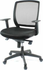 BenS 820D Ergonomische Bureaustoel - Met donatie mechaniek - Zwart