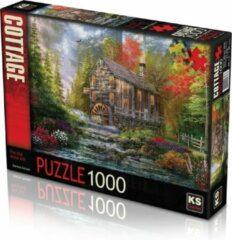 KS Games The Old Wood Mill Puzzel 1000 Stukjes
