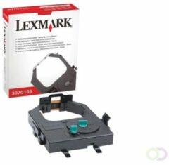 Lexmark nylontape met ReInk-System zwart - OEM: 3070166