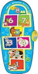 Blauwe Playandgrow.NL Speelmat Speelkleed Baby Foam Mat Dieren