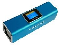 Technaxx Musicman MA Display Soundstation - Digitalplayer - Blau 3548
