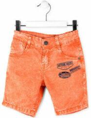 Oranje Korte Broek Losan 715 9009AC