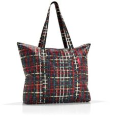 Reisetasche mini maxi travelshopper wool Reisenthel bunt