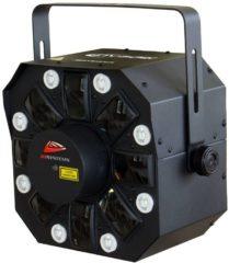 JB Systems Invader LED Laser en stroboscoop lichteffect