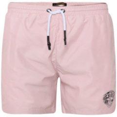 Roze Zwembroek Ed Hardy - Roar-head swim short dusty pink