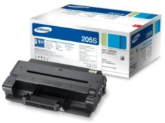 Samsung Zwarte toner & drum standaard capaciteit, pagina opbrengst 2K (MLT-D205S)